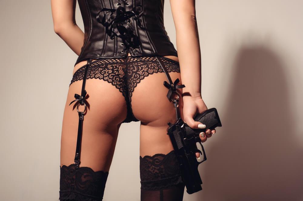 corset femme sexy